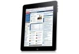 un Apple iPad 16GB Wi-Fi