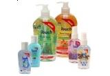 12 x set cu produse pentru dezinfectarea mainilor Touch