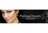 Plastina Non Oil pentru protectia parului intins, Penseta profesionala, set 10 aplicatoare fard profesionale