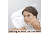 2 x bursa la cursurile de actorie ale Danielei Nane