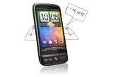 3000 de euro, 2000 de euro, 1000 de euro, HTC Desire