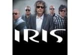 o invitatie dubla la concertul IRIS din 13 mai la Jet Set Events Hall