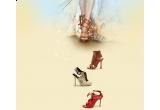 """o pereche de pantofi Manolo Blahnik + 4 bilete la premiera filmului """"Sex and the City 2"""" din Romania, 2 x 4 bilete la premiera filmului """"Sex and the City 2"""" + 4 CD-uri cu coloana sonora a filmului"""