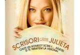 """o escapada romantica la Verona, 5 x tratament cosmetic la Day Spa, 10 x invitatie de doua persoane la filmul """"Scrisori catre Julieta"""", 10 x poster """"Scrisori catre Julieta"""" cu autograf"""