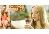 """3 x invitatie dubla la filmul """"Scrisori pentru Julieta"""" la Hollywood Multiplex"""