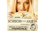 """3 x invitatie dubla la filmul """"Scrisori catre Julieta"""""""