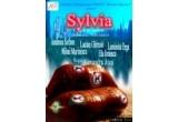 "4 x invitatie simpla la piesa ""Sylvia"""